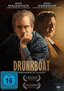 Drunkboat-Verzweifelte Flucht