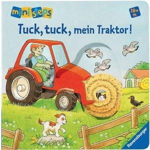 Ravensburger 043422 - Tuck,tuck,mein Traktor!