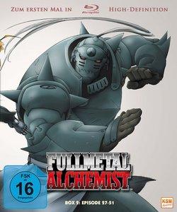 Fullmetal Alchemist - Box 2: Folge 27-51