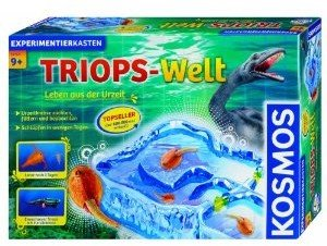 Triops-Welt - Leben aus der Urzeit