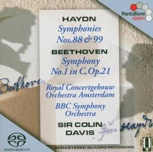 Sinfonie 1 & Sinfonien 88,99