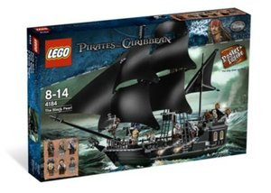 LEGO® Pirates of the Caribbean 4184 - Black Pearl