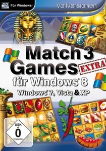 Match 3 Games für Windows 8