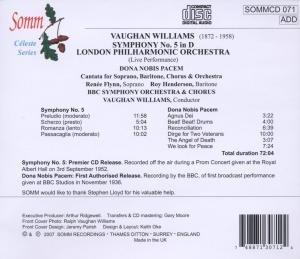 Sinfonie 5/Dona Nobis Pacem