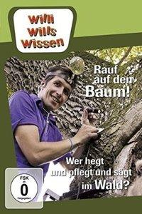 Rauf Auf Den Baum/Wer Hegt,Pflegt,Sägt Im Wald