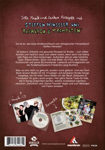 Steffen Hensslers Küchenbande (CD inklusive Buch)