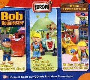 Bob, der Baumeister Box 07. Bobs Freunde-Box
