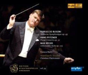 Nocturne Symphonique/Klavierkonzert/+