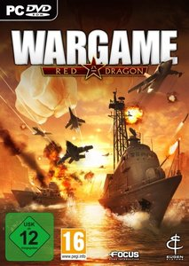 Wargame: Red Dragon. Für Windows XP/Vista/7/8