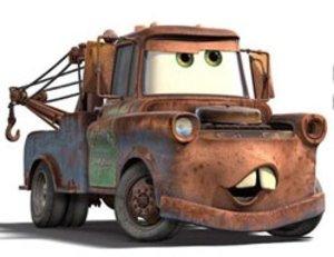 BULLYLAND 12187 - Cars 2: Spardose Mater, 24 cm