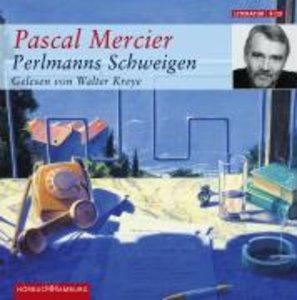 Mercier, P: Perlmanns Schweigen/8 CDs