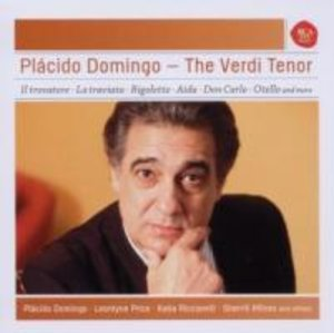 Placido Domingo-The Verdi Tenor