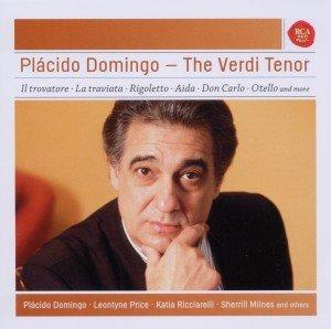 Placido Domingo-The Verdi Tenor