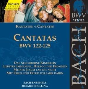 Kantaten BWV 122-125