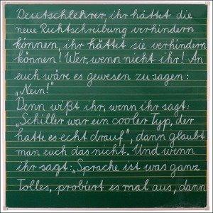 Deutschlehrer (Dual Disc)