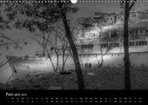 Philippines - Light and Shadow (Wall Calendar 2015 DIN A3 Landsc