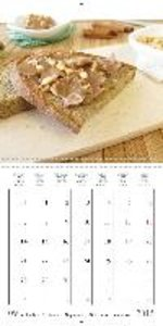 Come and have breakfast! (Wall Calendar 2015 300 × 300 mm Square