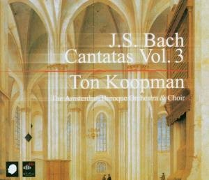 Complete Bach Cantatas Vol.3