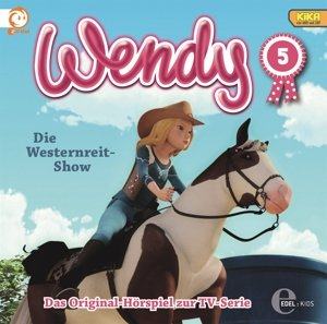 (5)Original HSP z.TV-Serie-Die Westernreit-Show