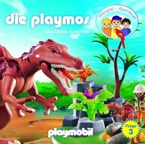 (3)Die Dinos Kommen (Relaunch)