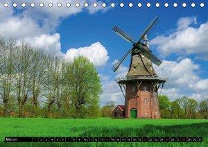 Windmühlen in Ostfriesland