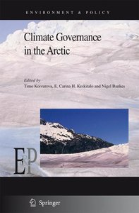 Climate Governance in the Arctic