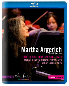 Martha Argerich Live at the Verbier Festival