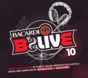 Bacardi B-Live Vol.10