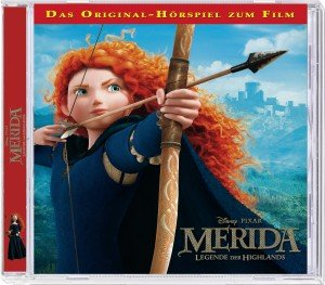Merida-Legende der Highlands