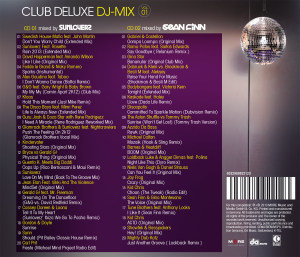 Club Deluxe Vol.1-Mixed By Sean Finn & Sunloverz