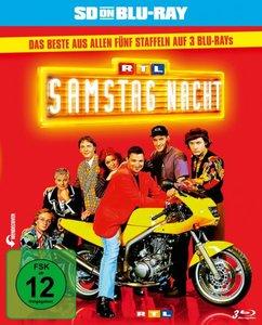 RTL Samstag Nacht - Das Beste aus allen fünf Staffeln