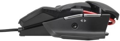 R.A.T. 3 Gaming Maus, PC und MAC, matt-schwarz - zum Schließen ins Bild klicken
