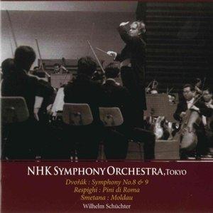 Sinfonie 9/Pini di Roma/Sinfonie 8/...
