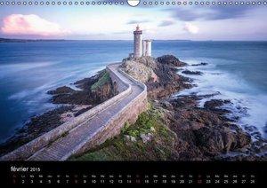 Lumières de Bretagne (Calendrier mural 2015 DIN A3 horizontal)