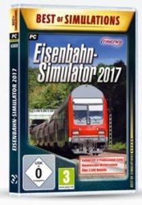 Best of Simulations: Eisenbahn-Simulator 2017