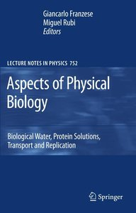Aspects of Physical Biology