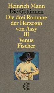 Die Göttinnen III. Venus