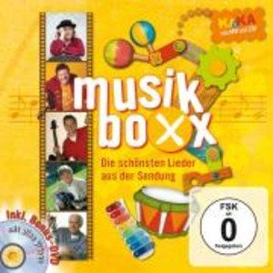 Ki.Ka Musikboxx-Die Besten Lieder (CD+DVD)