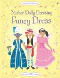 Sticker Dolly Dressing: Fancy Dress