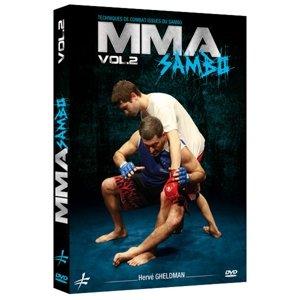 Kampftechniken des Sambo MMA Sambo Vol.2