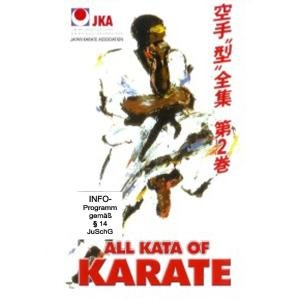 All Kata of Karate Vol.2