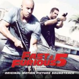 Fast And Furious 5-Rio Heist