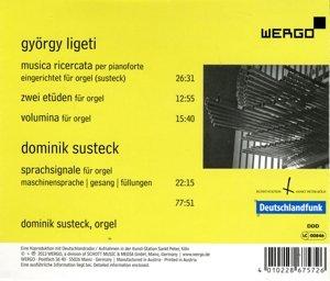 Volumina-Orgelwerke