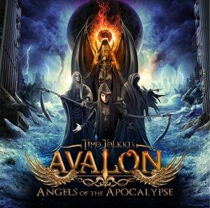 Angels Of The Apocalypse (Ltd.Gatefold/Black VI