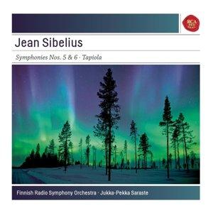 Sinfonien 5+6,Tapiola op.112