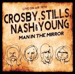 Man In The Mirror/Live On Air 1970
