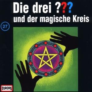 Die drei ??? 027 und der magische Kreis. (drei Fragezeichen). CD