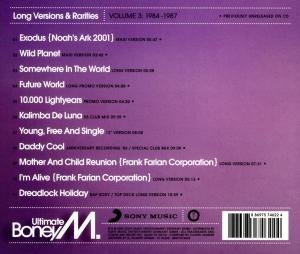 Ultimate Boney M.-Long Versions & Rarities 3