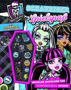 Monster High - schauriger Spielspaß