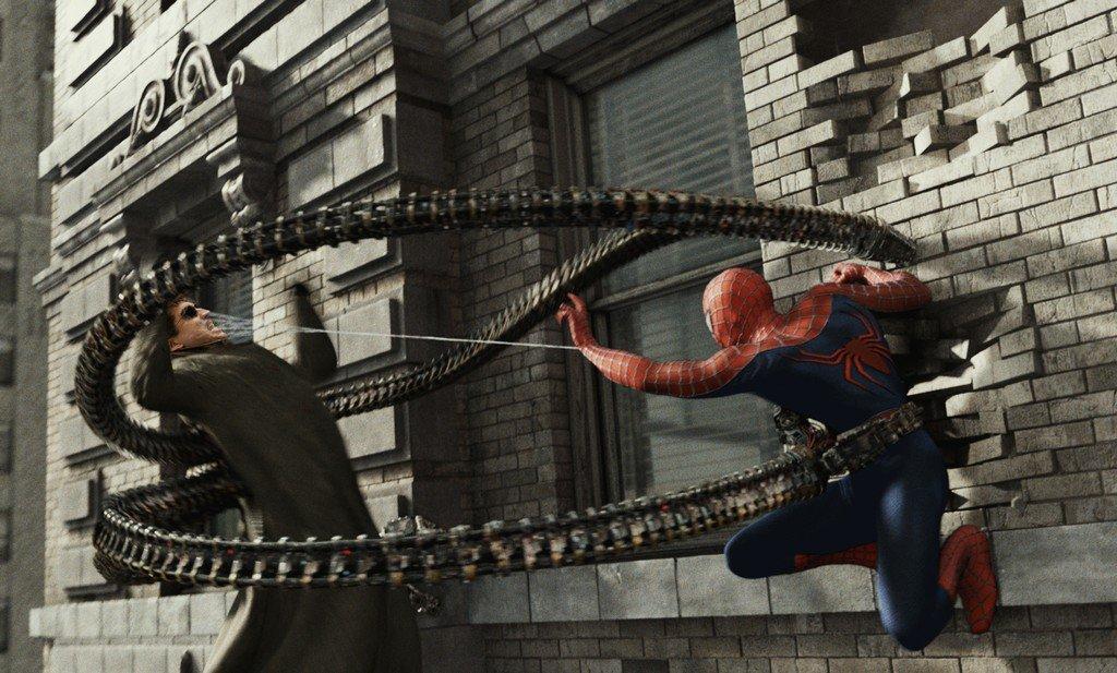 Spider-Man 2 - zum Schließen ins Bild klicken